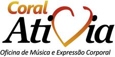 Logotipo Coral Ativia